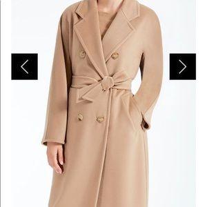 Max Mara Camel Coat NWOT Liquidation Sale